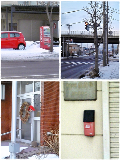 カラーバス効果~赤4