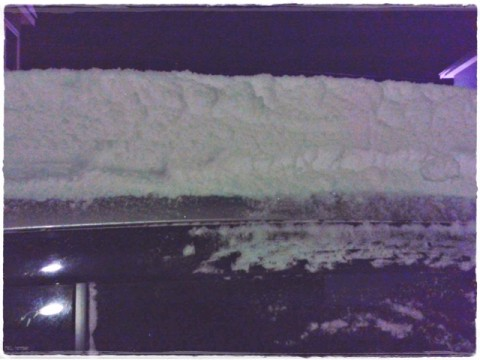 北海道の大雪
