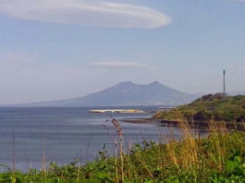 内浦湾と駒ケ岳