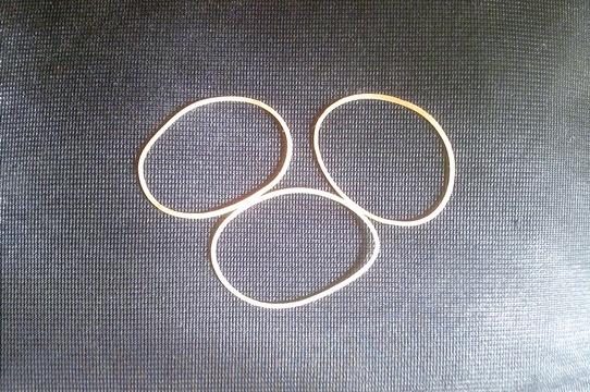 3つの輪っか